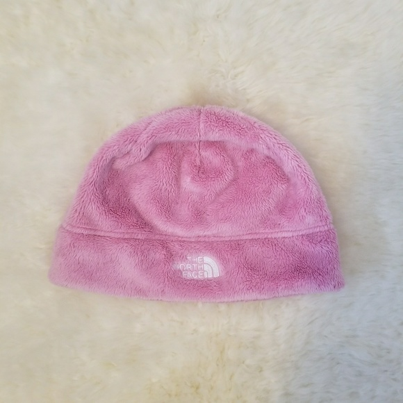 b7b261f14 The North Face Super Fluffy Hat Pink